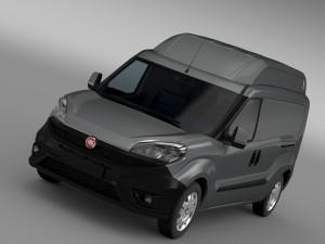 Fiat Doblo XL 263 2015