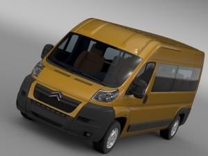 Citroen Relay Window Van L3H2 2006-2014