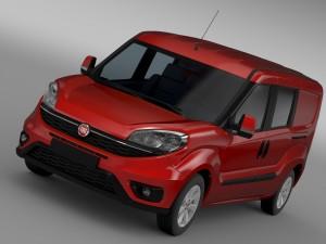 Fiat Doblo Maxi Combi 263 2015