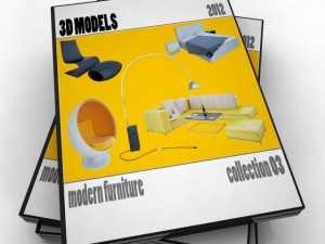 Modern Furniture Collection 03