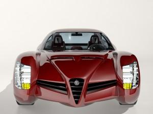 Original Concept AlfaRomeo 1900 SS