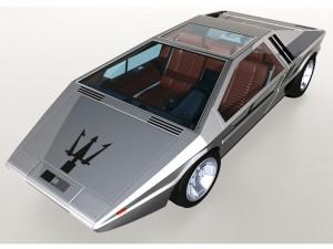 1971 Maserati Boomerang