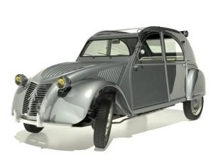 Citroen 2CV 1958