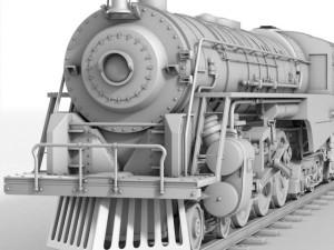 Berkshire Steam Engine