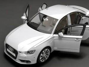 Audi A6 2012 Quatro