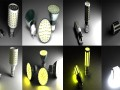 LED lights collection