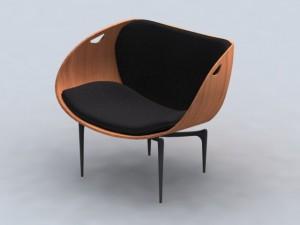 Chair e104a
