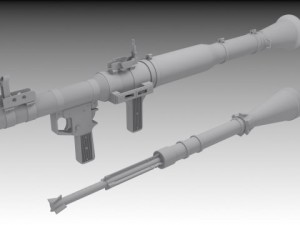 RPG Rocket Launcher