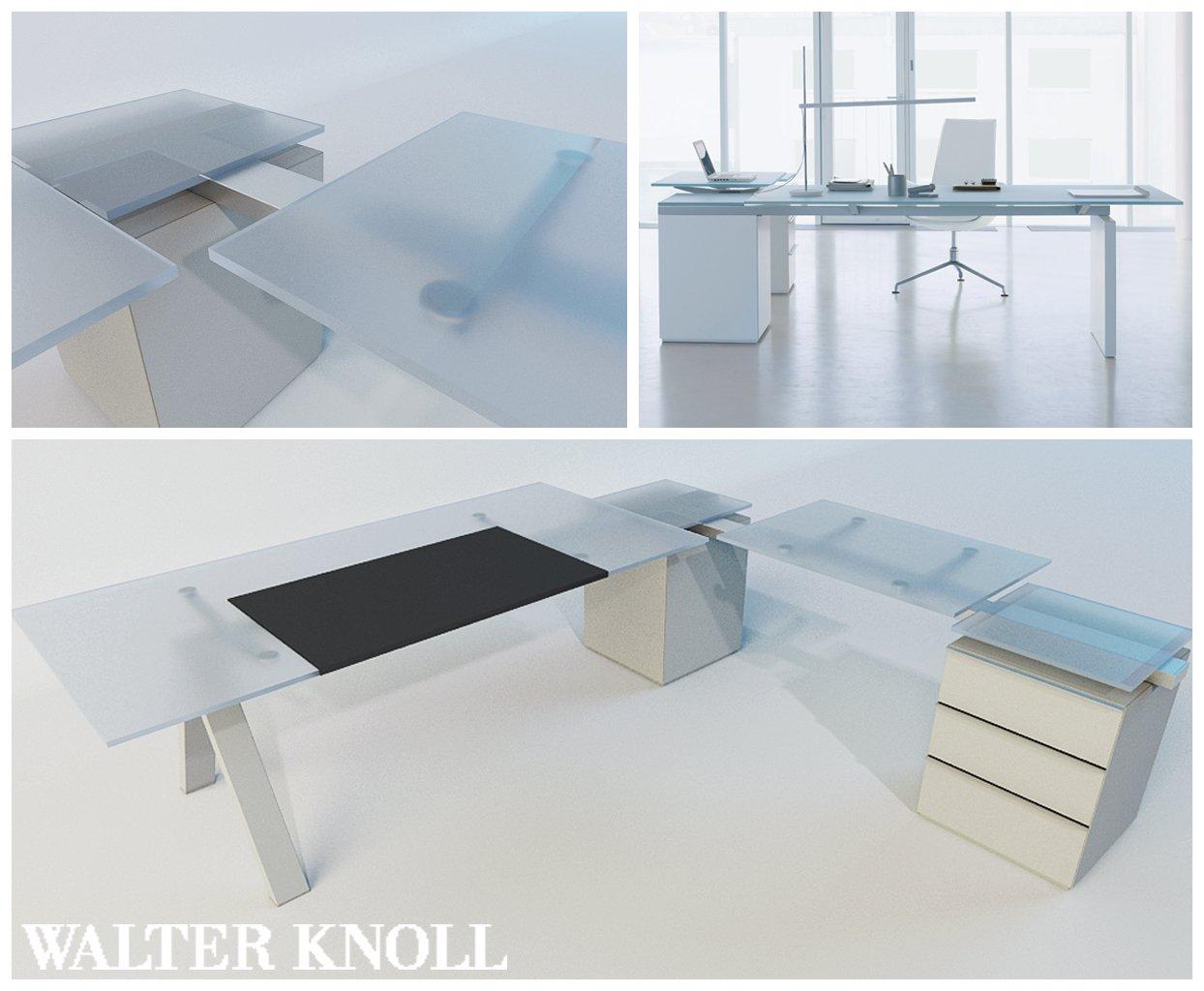 Walter Knoll Icon 3d Modell In Tisch 3dexport
