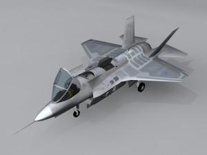 Aircraft X-35