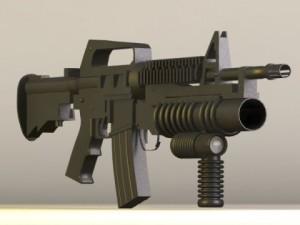 M4 Grip Tactical