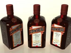 Cointreau Bottle