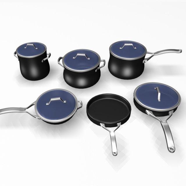 Cookware12011 3D Model
