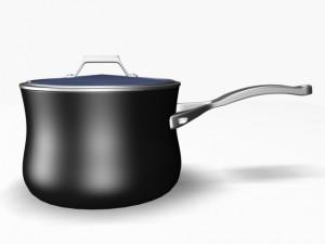 Saucepan with Lid 12011