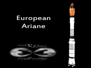 European Ariane Rocket