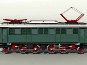 Electric locomotive E75
