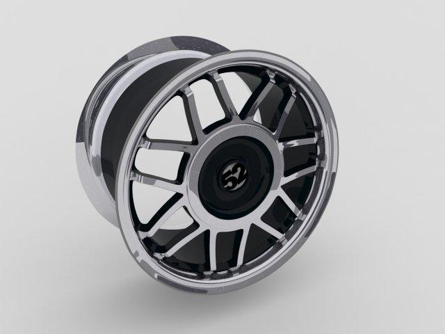Fifteen52 Flake rim 3D Model