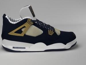 Air Jordan 4 Blue