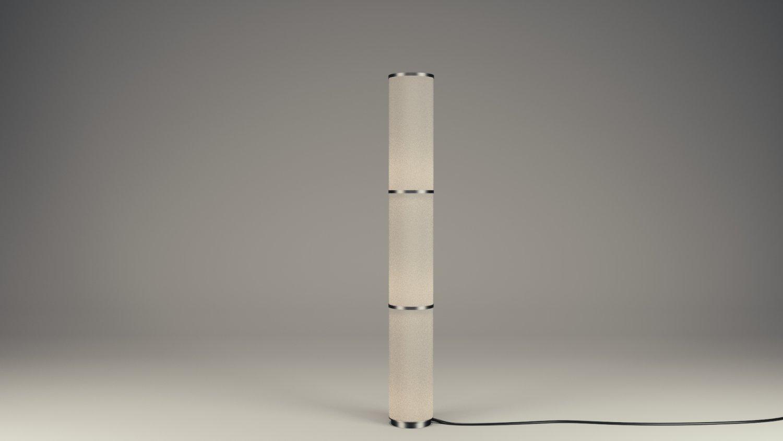 Ikea vidja floor lamp 3d model in lamp 3dexport aloadofball Gallery