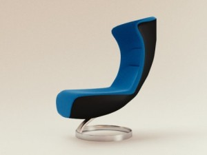Modern Lounge Chair Design