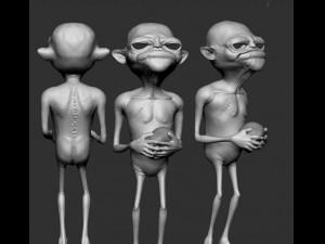 Bd alien