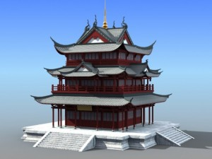 Chinese Architecture 08