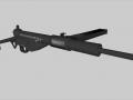 STEN MKII 3D Model