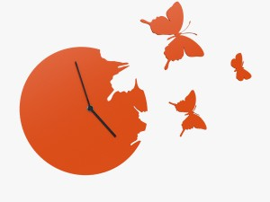 Clock Butterflies