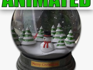 Snowglobe Animated