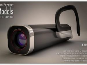 Ear Video Camera