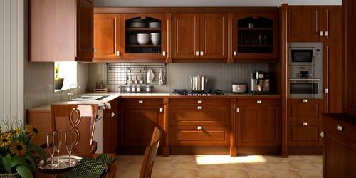 Captivating Luxury Kitchen Design 3D 3D Model .c4d .max .obj .3ds .fbx