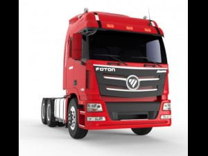 Proton Auman Truck