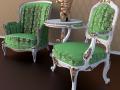 1DAntique Chairs set