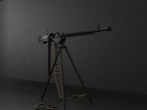 127 mm  DShK machine gun