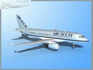 Falcon3D A319 Air South