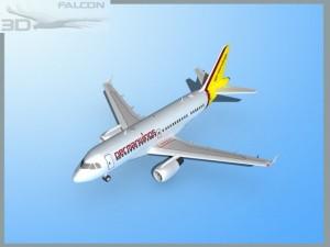 Falcon3D  A319 Germanwings