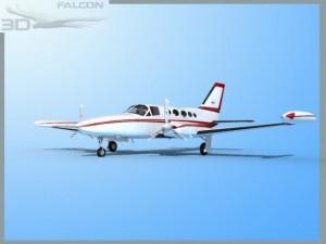 Falcon3D C414 Chancellor F06
