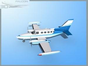 Falcon3D C414 Chancellor F07