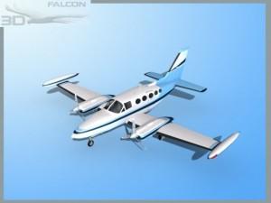 Falcon3D C414 Chancellor F08