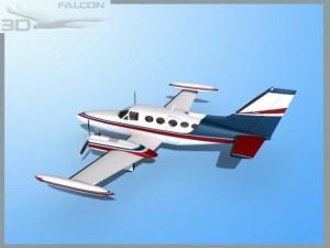 Falcon3D C414 Chancellor F09