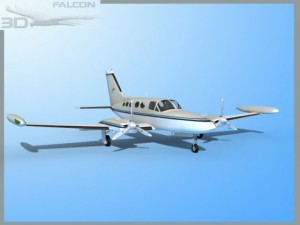 Falcon3D C414 Chancellor F10