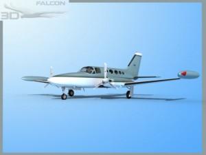 Falcon3D C414 Chancellor F12