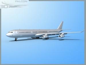 Falcon3D A340 600 Bare Metal