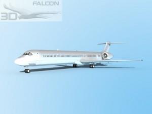Falcon3D MD 80 Bare Metal