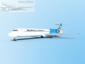 Falcon3D MD 80 Mallory Tours