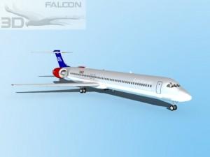 Falcon3D MD 80 SAS