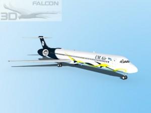 Falcon3D MD UM Air