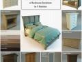 STJames Collection of bedroom furniture