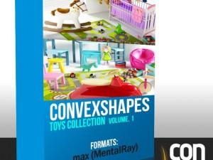 Toys Collection MentalRay