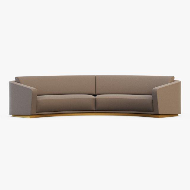 Sofa Ferdinand 3D Model